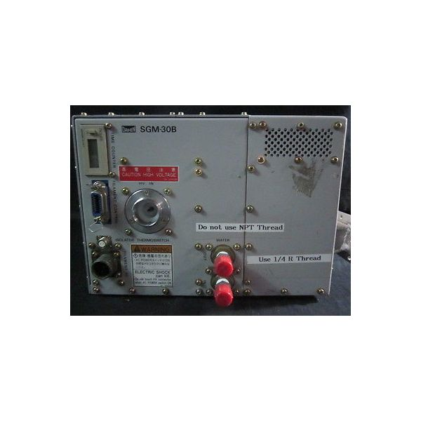 Daihen SGM-30B1 Generator, Power, Frequency: 2460M Hz, Rated Power: 3000W, 200V