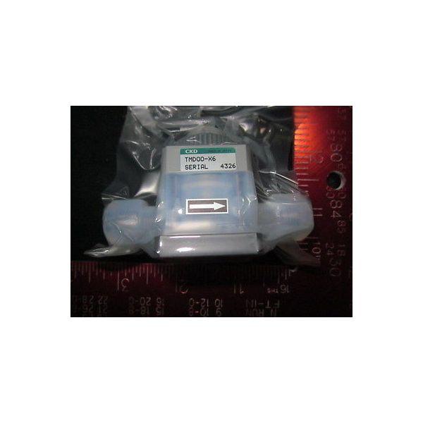 TEL CS012-004174-1 VALVE, RESIN.. CKD TMD00-X6
