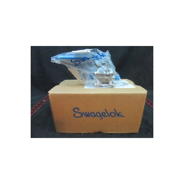 Swagelok JBV650 73C34, CF8M1000WOG, STAINLESS STEEL BALL VALVE