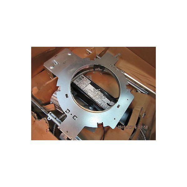 GOTHAM 100M 6 120/277 Open Reflector Housing, 26 watt TRT Compact Fluorescent La