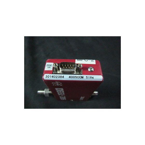 Horiba SEC-7330M Mass Flow Controller, Range: 400 SCCM, Gas: Sih4, Valve: C