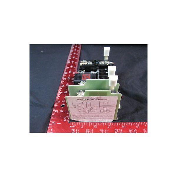 ALLEN-BRADLEY 509-TOD BULLETIN 509 SIZE 00 MAGNETIC MOTOR CONTROLLER, 12062