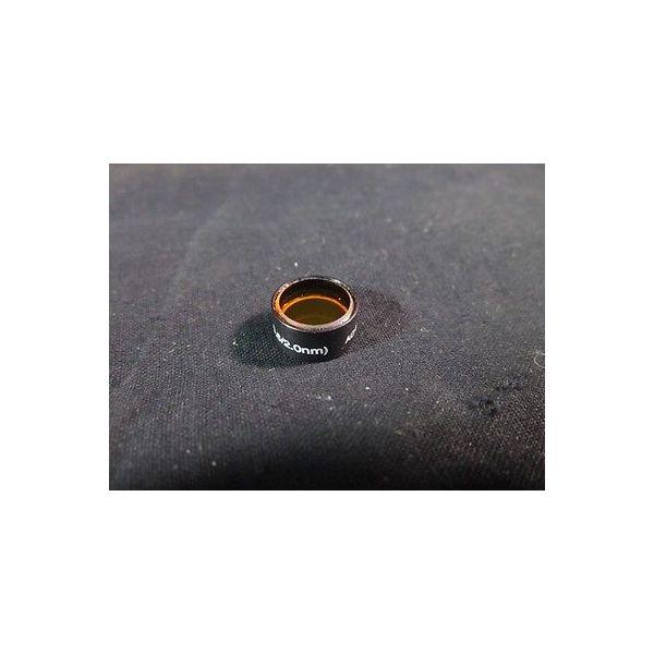 Applied Materials (AMAT) 1120-00227 Optical Filter Bandpass 590NM-CW/L FWHM 2.0