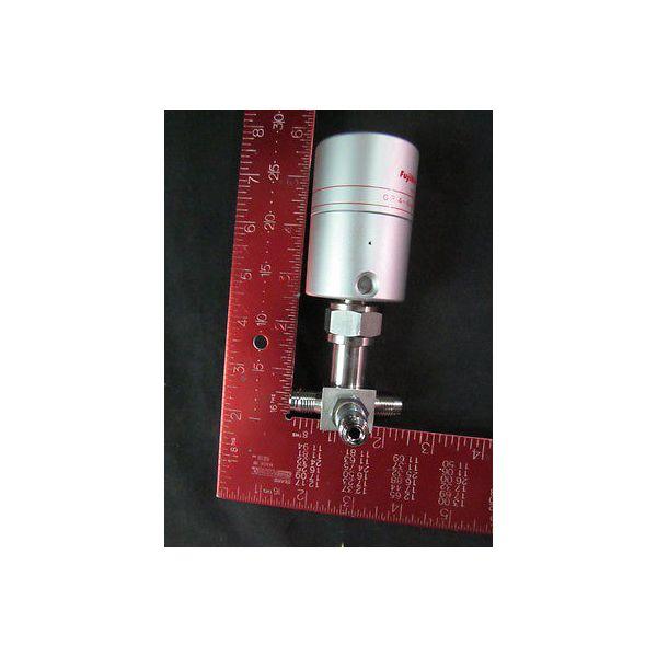 FUJIKIN FPRUBFTB716-6.35-4UP Valve 316 SS, Fujikin; O.P. 4~6kgf/cm^2G, Type: N.C