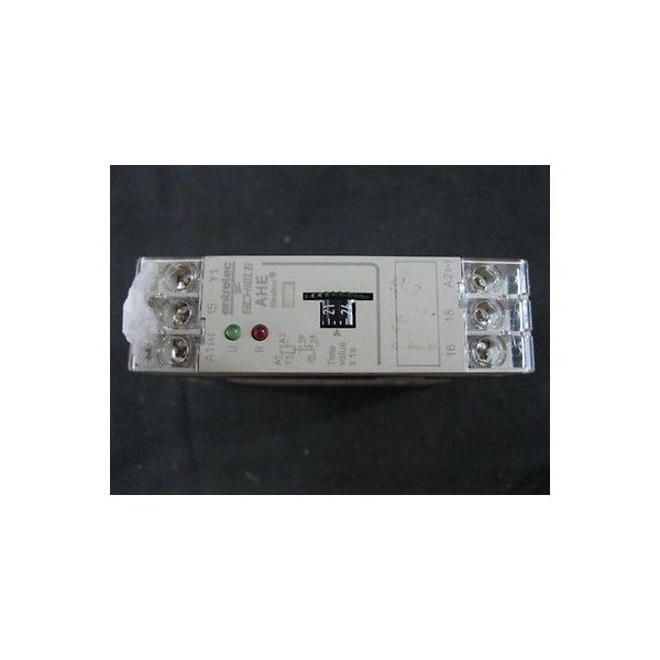 SCHIELE 2.550.118.41 TIMER, DELAY, WITH AUX. SUPPLY