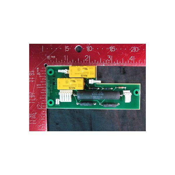 EMA IO 04085-66549 BOARD,ASSY,CONNECTOR