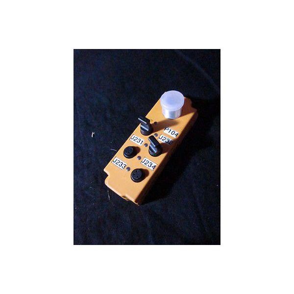 AMAT 0015-01392 Junction Box, P104 Nova Wafer Handler RE