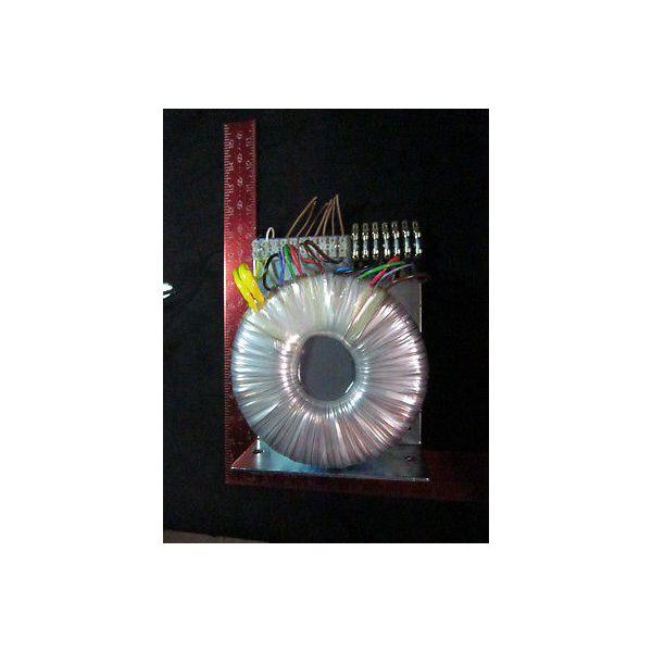 Sedlbauer RTO 853786 Polytronik-Ringkern-Transformer, with Plate 1210VA, ta=40'C