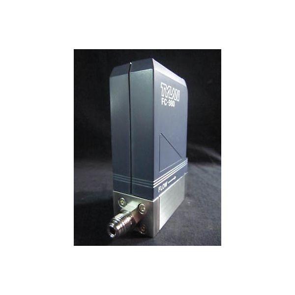 AERA FC-980 MASS FLOW CONTROLLER, 0.8% PH3/He, RANGE 500 SCCM