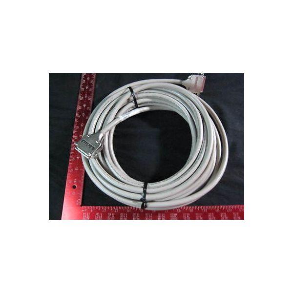 AMAT 0620-50110 (AMJ) CABLE RS-232C D-SUB25P M/F 10M