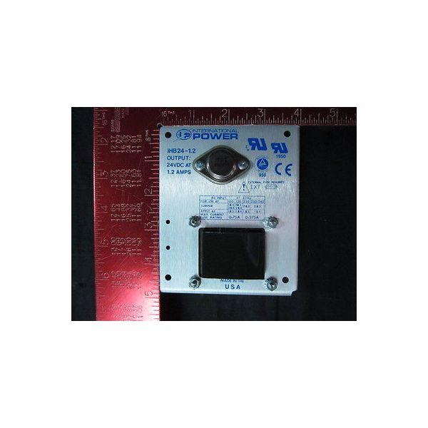 INTERNATIONAL POWER IHB24-1.2 INTERNATIONAL POWER MODULE POWER SUPPLY; 24VDC AT