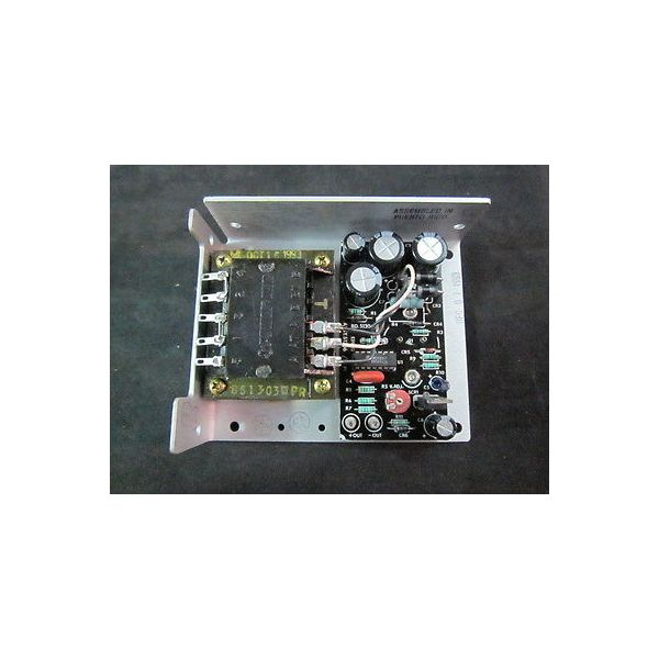POWER-ONE HA5-1.5/OVP-A AC/DC Converter, Output: 5VDC at 1.5A