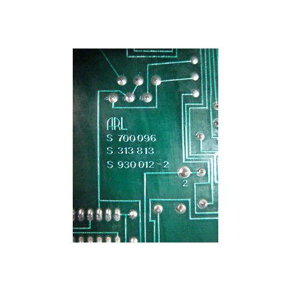 ARL S930 012-2 PCB, S 700 096, S 313 813