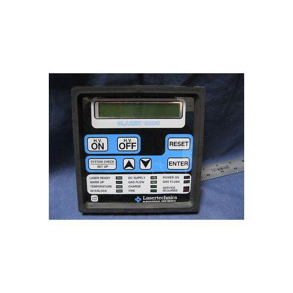 DURALITE FA-1829 BLAZER 6000 LCD CONTROL PANEL