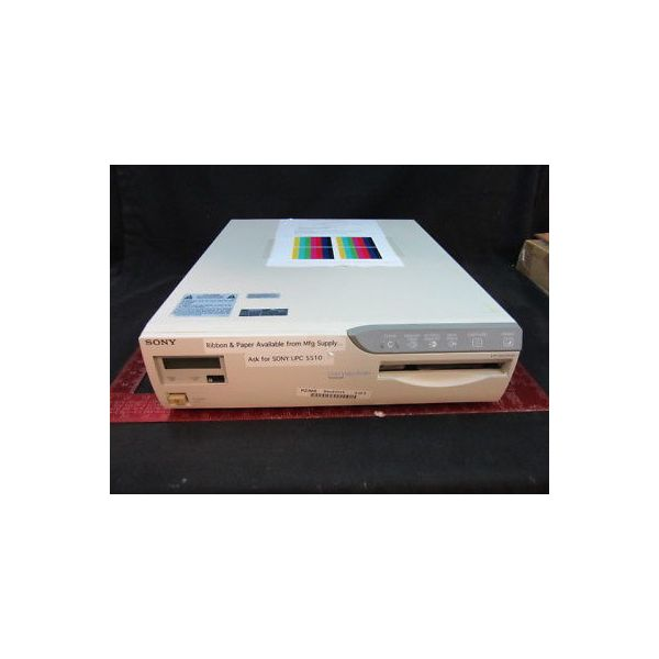 SONY CORP UP-5600MD COLOR VIDEO PRINTER