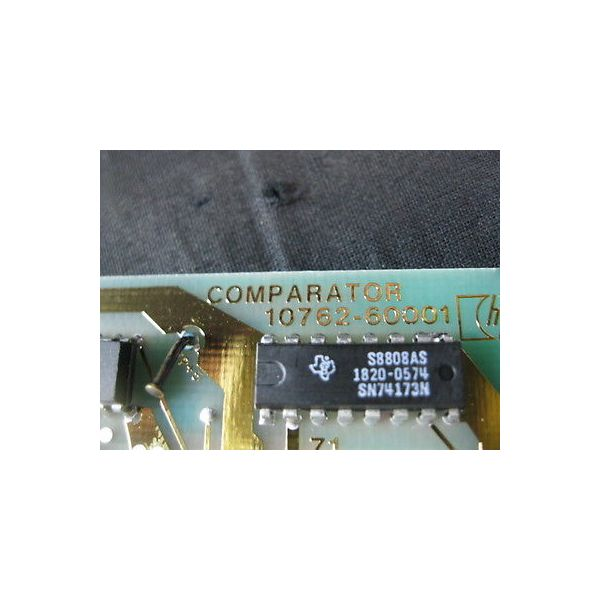 HEWLETT PACKARD 10762-60001 COMPARATOR PCB