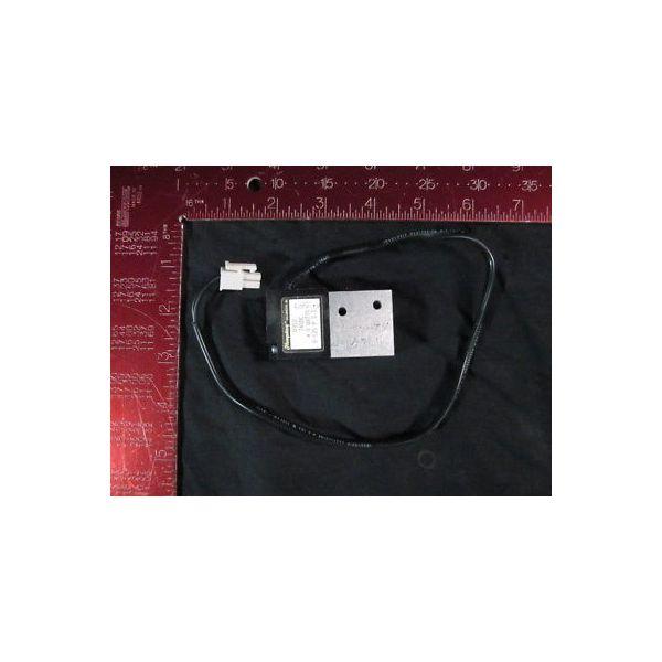 KLA-TENCOR 52-0337 24V Single Solenoid Vacuum Valve