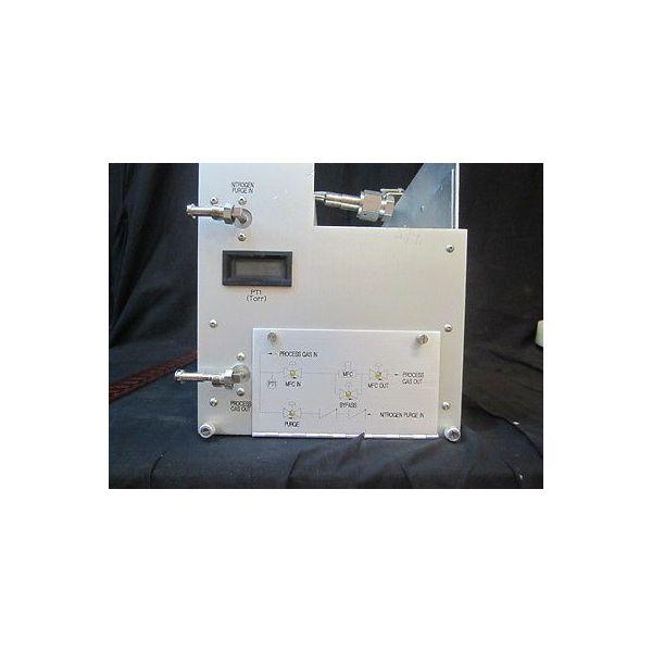 Varian 4440004 Rack, Gas Module, Diss, DOM