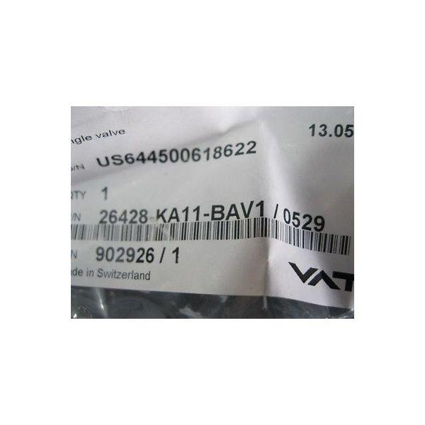 VAT 26428-KA11-BAV1/0529 HV ANGLE VALVE