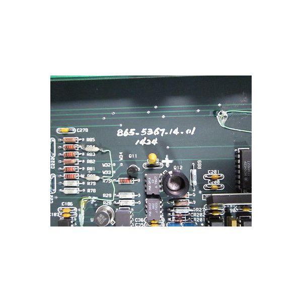 TRILLIUM 865-5367-14-01 TRILLIUM PCB TCAL3