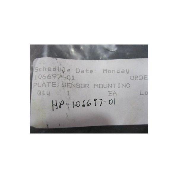 HP 106697-01 PLATE, SENSOR MOUNTING
