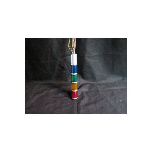 AMAT 1010-01309 LAMP  IND TOWER 4LIGHT 24VDC R-Y-G-BLU F