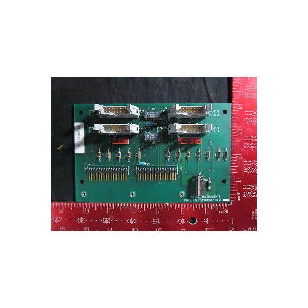 Kevex Instruments 51301307 PCB Kevex Semicron