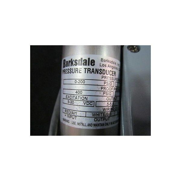 TELEDYNE 551B1400037-009 Transducer Pressure PT1 551B1400037-009, 400 PSIG, 0-13