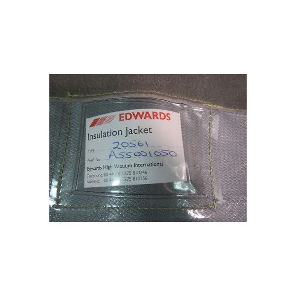 EDWARDS A55001050 0.5 METER PIPE INSULATION FOR 40MM PIPE