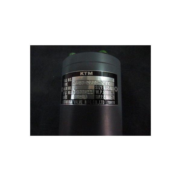 KTM P4-50-D600 VALVE Teflon, AIR OPERATE, P4-50-D600,P4-50-D600-PTFE 15A