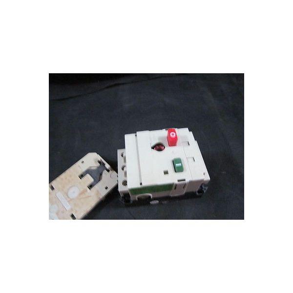 KLOCKNER MOELLER PKZM0-16 SWITCH MOTOR PROTECTION 1.0-1.6