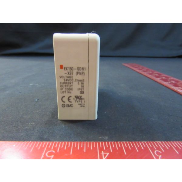 SMC EX150-SDN1-X97 0/16 io si unit, SHIKOMI, EX300 SERIAL INTERFACE UNIT