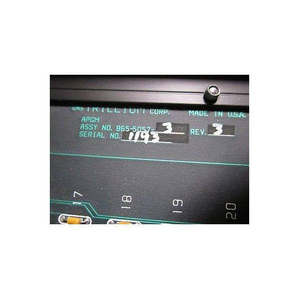 TRILLIUM 865-5057-3 TRILLIUM APGM PCB
