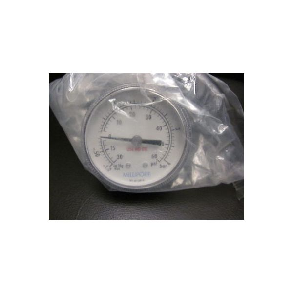 MILLIPORE GA0002503635 Gauge C122-30-60-PSI/Bar VM