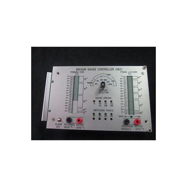 OPAL 70411540 Controller, Vacuum Gauge, 7830i OPAL