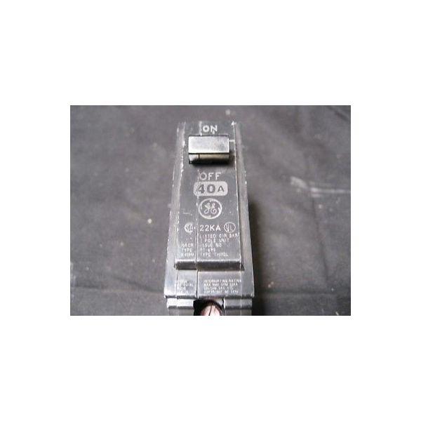 GE 22KA BREAKER, 40A 120/208V 1PL GE