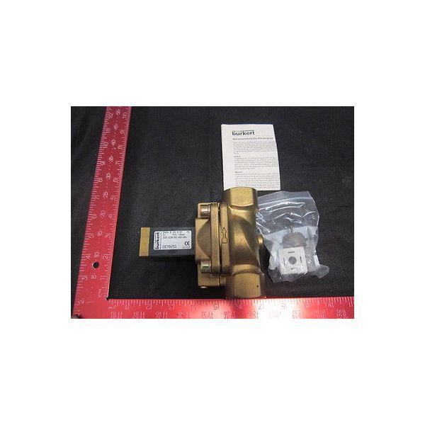 BURKERT 087865Q VALVE SOLENOID COMP E-340 N 15737