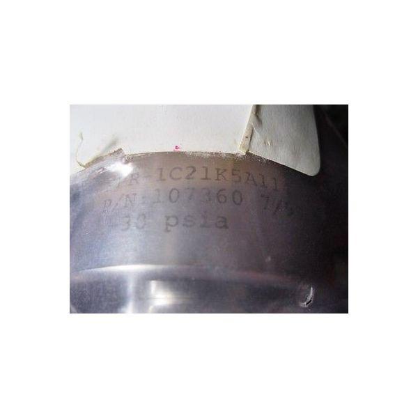 GO INC SPR-1C21K5A114 REGULATOR, 1/4MVCR 1-30PSIA