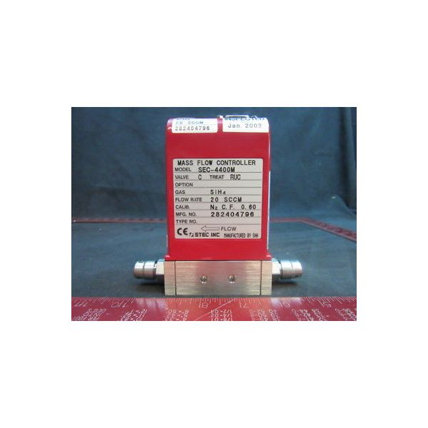 Applied Materials (AMAT) 3030-06075 SEC-4400MC-SIH4-20SCCM