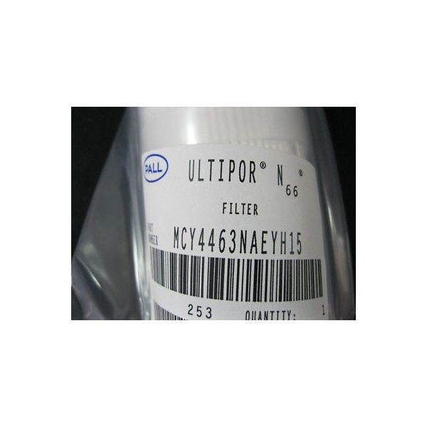 PALL MCY4463NAEYH15 PALL ULTIPOR N66 FILTER