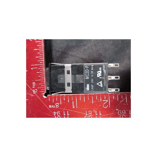 IDEC MC2D-P Push-button Switch