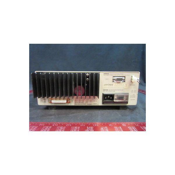 LIGHTWAVE ELECTRONICS 122-1319-150-B LASER DIODE CONTROLLER, MODEL 122-1319-150-