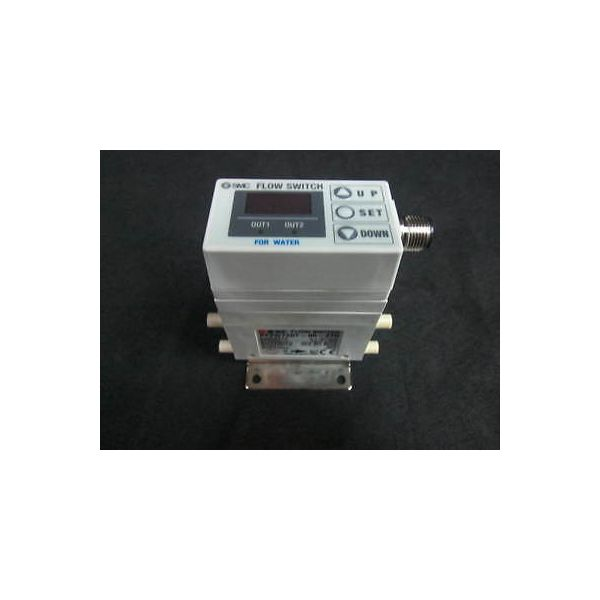 SMC PF2W720T-00-27N DIGITAL FLOW SWITCH FOR WATER:  FLOWRATE:2~16L/MIN, BROWN( +