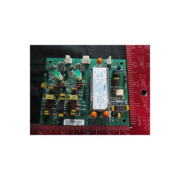 EATON 20295-0012-001 PCB ASSY VACUUM CASSETTE WAFER 15S0285