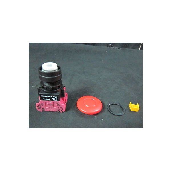 IDEC HW1B-A402-R Push Button Assembly, Ui600V,