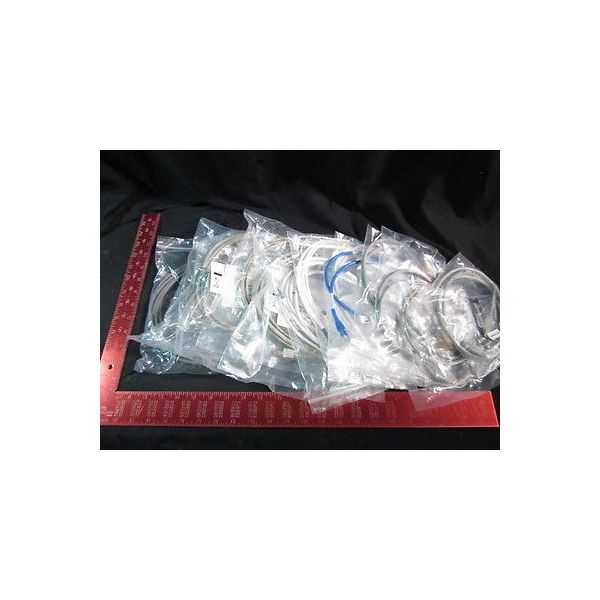 BLACK BOX VARIOUS CAT5 CABLES CAT-5 Internet CABLE LOT (1) 15.5FT, (1) 25FT (6)