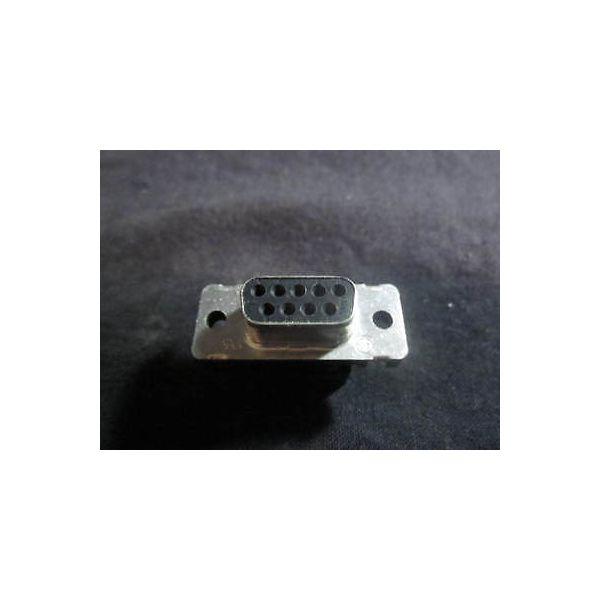 AMAT 0720-02643 CONN CABLE MTG 9 POS DB RCPT LOW PROFILE