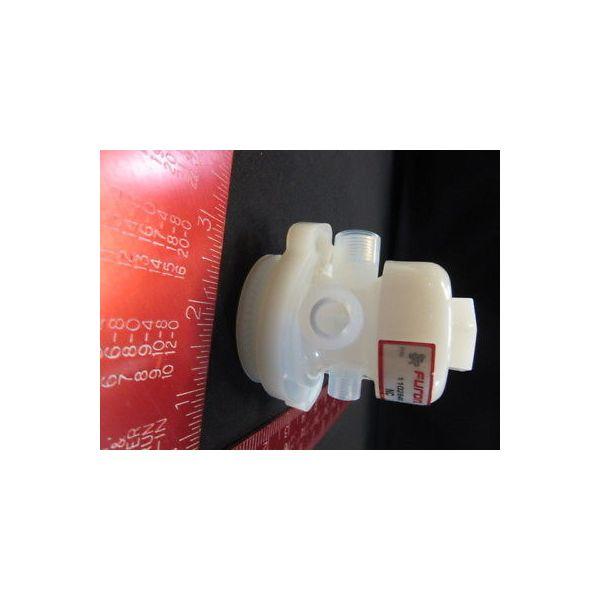 Saint-Gobain UPM3-F46-VI-SY 3 Way Diaphragm Slurry Mixer Valve
