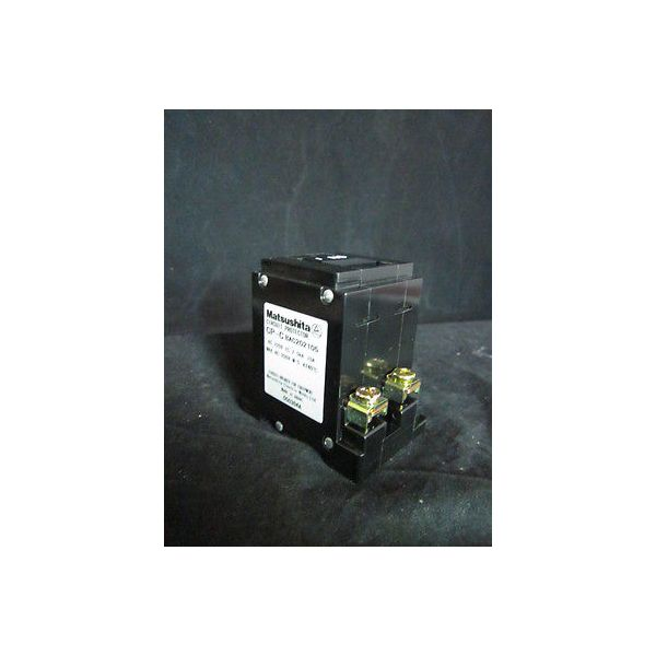 TEL 2980-191133-11 MATSUSHITA BAC202105 10A 220V CIRCUIT PROTECTOR, CP-C