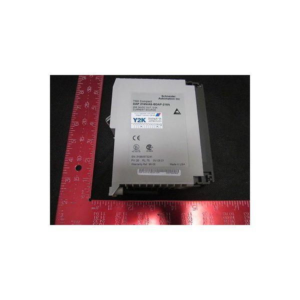 AEG MODICON BDAP-216 PLC Output: 16x24VDC, SCHNEIDER Automation TSX Compact DAP